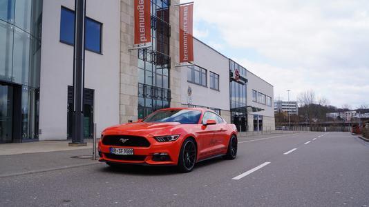 Tuning for the brand new Mustang by Schropp Fahrzeugtechnik