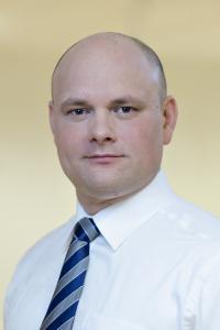 Dr. Tim Weckerle, Geschäftsführer AUVESY GmbH & Co KG