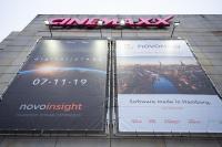 """novoinsight 2019: Vorhang auf für die """"Digital Stars"""" im CinemaxX-Kino Hamburg-Dammtor / Copyright: novomind"""