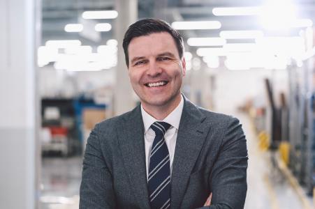 Stefan Brandl, Vorsitzender der Geschäftsführung der ebm-papst Gruppe / Foto: Philipp Reinhard