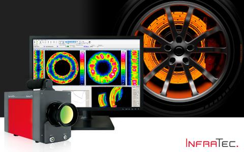 High-speed infrared camera ImageIR® 5300 from InfraTec