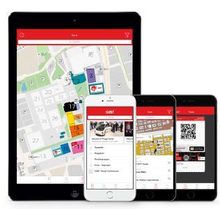 Die neue CeBIT-App für iPhone und iPad