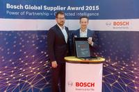 Bosch Global Supplier Award geht an Balluff