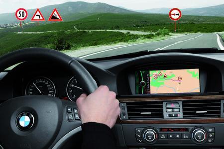 """Forschungsprojekt """"Intelligente lernende Navigation"""" - Vorausschau"""