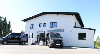 Neues MAHA TRAINING CENTER