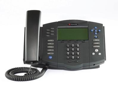 NEC Philips erweitert das IP-Endgeräte-Portfolio zu SOPHO iS3000. Im Bild das High-End-Telefon IP 601.