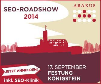 SEO Roadshow 2014 - Festung Königstein
