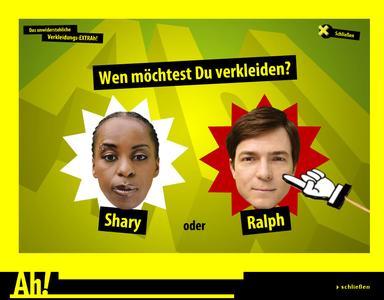 """Wissen macht Ah!""-Website Screenshot 3"