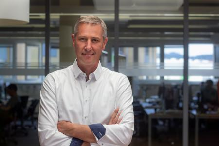 Thomas Regele, CEO Sybit GmbH