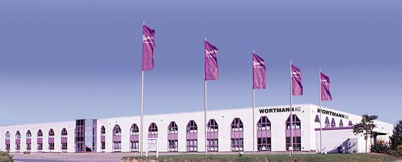 WORTMANN AG  - Hauptgebäude