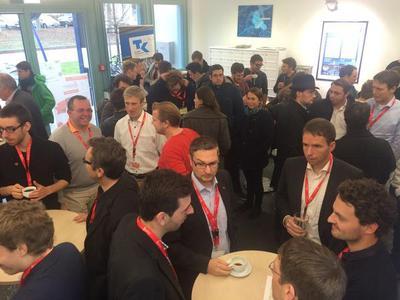 75 Gäste, Teilnehmer, Mentoren, Sponsoren und Juroren nahmen am Startup Weekend im BioPark Regensburg teil