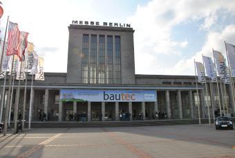 Messe Berlin bautec