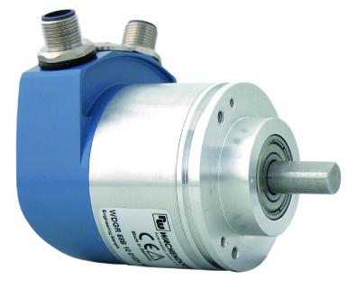 Machine safety without SIL: Wachendorff's WDG series redundant encoders provide cost-effective safety