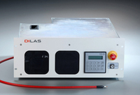 DILAS' COMPACT Diode Laser System Delivers 200W, 200µm