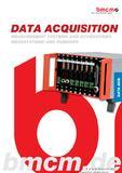 """""""DATA ACQUISITION"""" - Messsysteme und Zubehör / Measurement Systems and Accessories"""