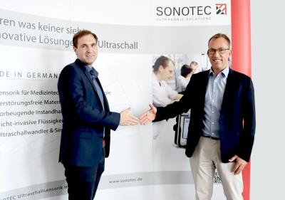 SONOTEC® and S3 Alliance agree on distribution partnership