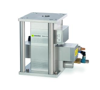 A Protector with 40 mm passage width for example detects FE metal contaminations starting from a diameter of 0.4 mm