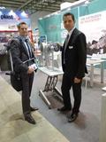 Picture above: Gneuss presented a prototype onBOX at the PLAST 2012 fair in Milan. The PLAST, which is Europe's leading industrial fair, was attended by 50,593 visitors