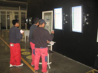 SOLARLUX Nana Manufacturing L.L.C. / Fertigung