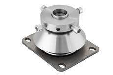The innovative generator bearing extends the service life of all drivetrain components. Photo: ContiTech