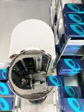 Der Roboter TORU von oben
