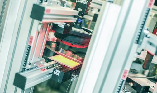 Qualitätskontrolle von Teile-Oberflächen nun vollautomatisch: Mit...