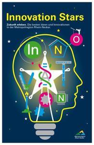 """Mit """"Innovation Stars"""" die besten Ideen in der Metropolregion Rhein-Neckar erleben"""