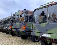 Rheinmetall books order for second lot of trucks: Bundeswehr to buy 252 unprotected transport vehicles under framework contract