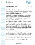 Pressemitteilung Nr. 46 Pilkington Deutschland AG 14. Oktober 2021