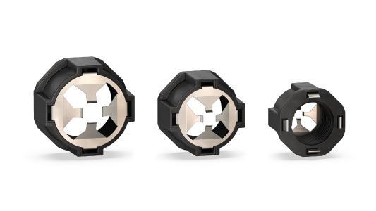Die neue WISKA EMV-Gegenmutter aus Kunststoff: MagikNUT