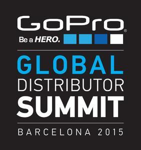 GoPro Global Distributor Summit 2015
