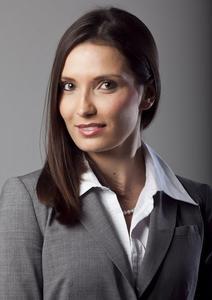 Messehostess multilingual Interpret GmbH Mounia B