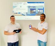 Neuer Webauftritt mit virtuellem Showroom
