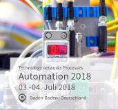 m2m Germany referiert beim VDI-Kongress Automation 2018