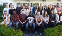 Die 29 Absolventen der Verbundausbildung