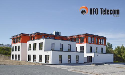 HFO Telecom AG präsentiert der Öffentlichkeit die neue Firmenzentrale