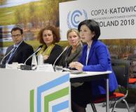 Delta Hosts Official Side Event at the 2018 UN Climate Change Conference (COP24) to Promote Technological Innovation for Energy Resilience