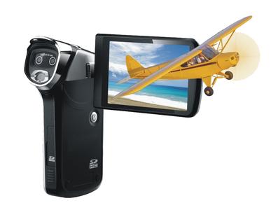 3D VideoShot DV57