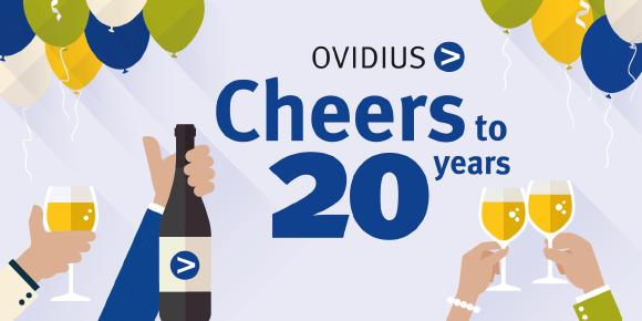 Cheers to 20 Years!