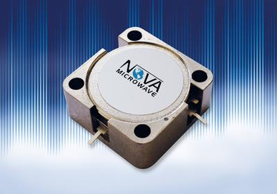 Ultra-Breitband-Drop-In-Isolator von NOVA Microwave