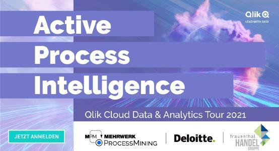 Qlik Cloud Data & Analytics Tour 2021