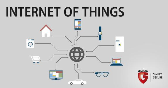 G DATA Sicherheitsexperte Eddy Willems setzt sich kritisch mit aktuellen Entwicklungen des Internet der Dinge auseinander.