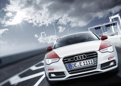 Eibach Audi S5 front bridge