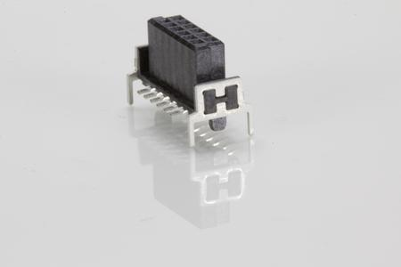 har-flex THR: Ideal for miniaturised applications that are subject to especially large mechanical loads, an area that was reserved for larger connectors to date