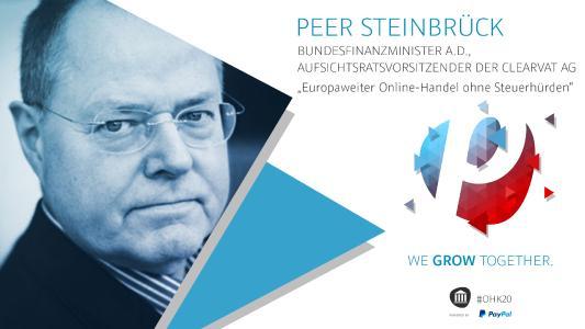 Offiziell vorgestellt wird die strategische Kooperation auf dem plentymarkets Online-Händler-Kongress am 21. März 2020 in Kassel. Die Keynote wird Peer Steinbrück halten, ehemaliger Bundesfinanzminister a.D., der seit 2016 Aufsichtsratsvorsitzender der ClearVAT AG ist, Europas einzigem Clearinghaus für Cross-Border E-Commerce-Transaktionen.