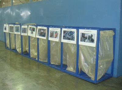 Müll-Vermeidungs-Quote von 99 %