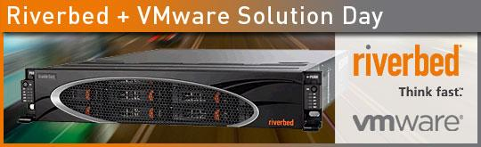 Riverbed + VMware Service Provider Solution Day, 19. Juni, Fürstenfeldbruck bei München