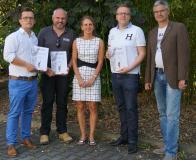 Unternehmen der Juryliste - Großer Preis des Mittelstandes 2019 aus der Region Bonn-Rhein-Sieg