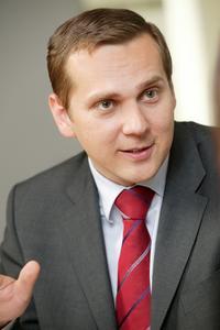 Lehrgangspate Mag. Peter N. Thier (Foto: Erste Bank Österreich)