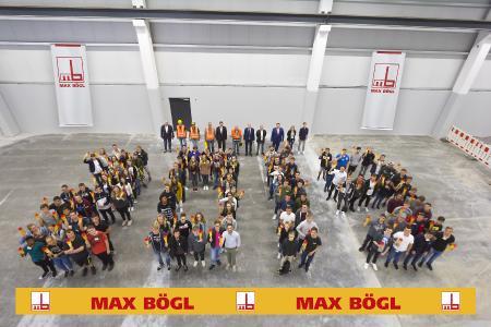 Firmengruppe Max Bögl Ausbildungsbeginn 2019